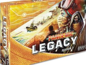 Pandemic Legacy – Season 2 (scatola gialla)