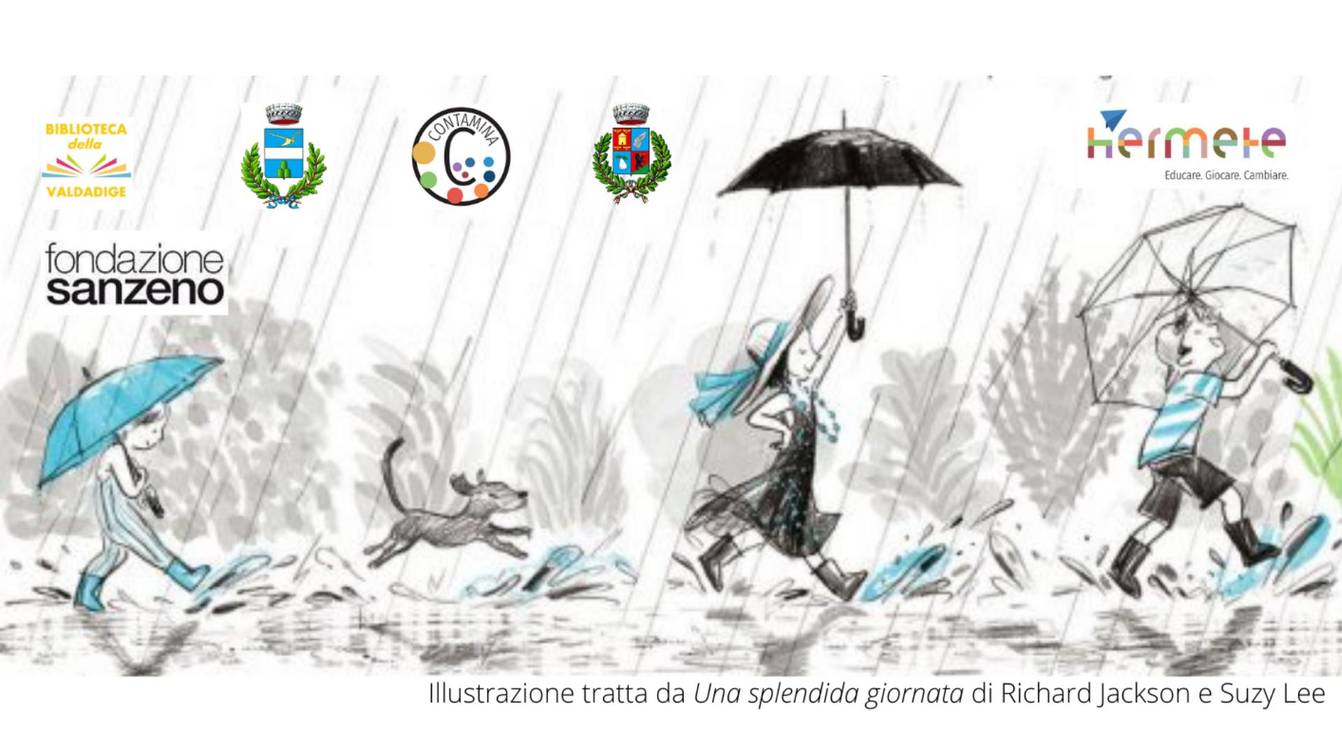 Read more about the article Uno splendido pomeriggio di gioco-lettura