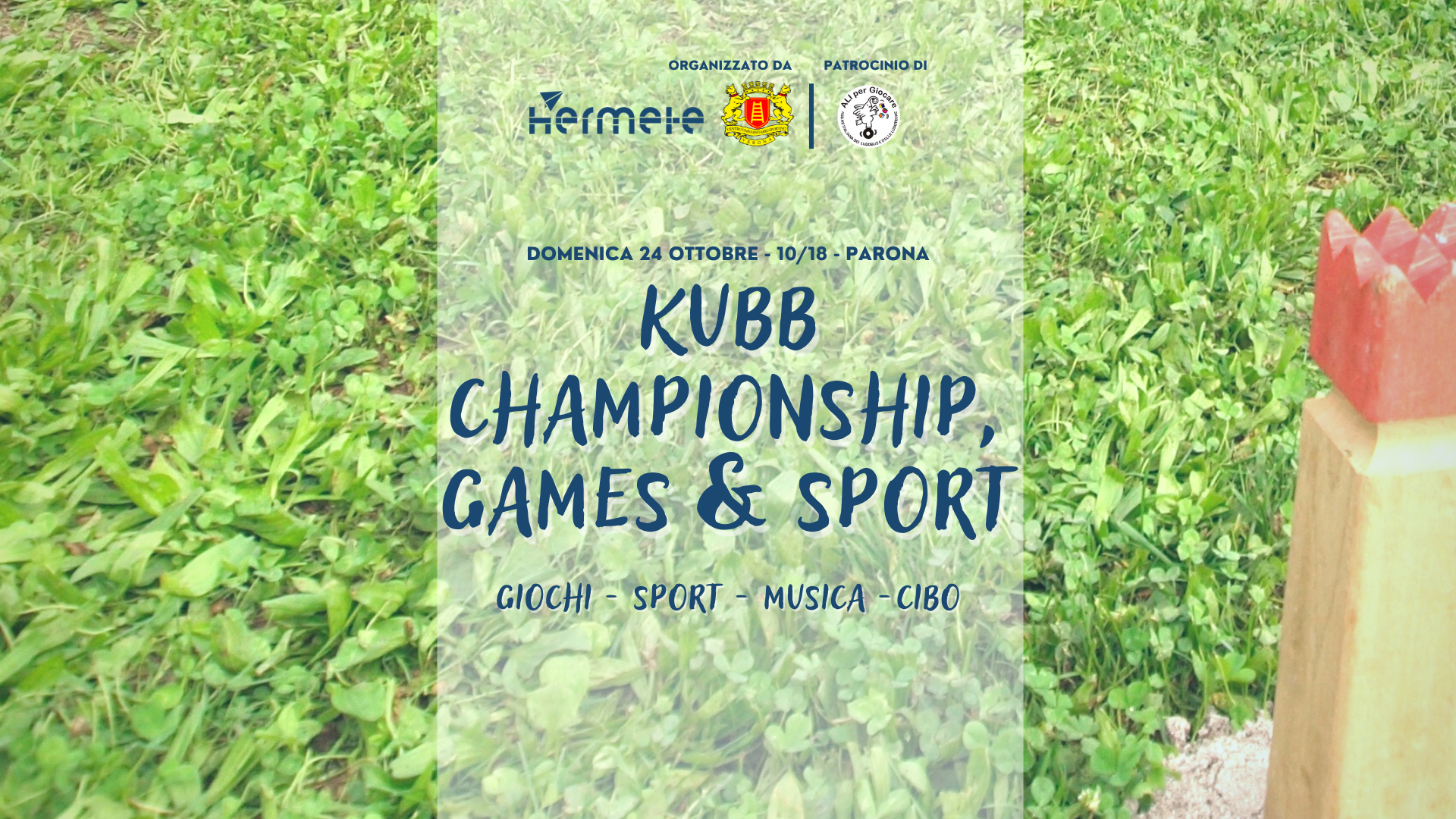 Read more about the article Kubb Championship, Games & Sport